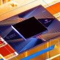Google'i kvantarvuti-protsessor Sycamore (tootja foto, quantumai.google/hardware)