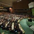Palestiina-hääletus ÜRO-s jagas Euroopa Liidu liikmed kahte leeri