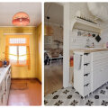 APPI, me ostsime maja   Kuidas rajada köök täiesti võimatusse ruumi — pildid enne ja pärast