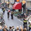 Šokeeriv rünnak toimus Amsterdami südalinnas Lange Leidsedwarsstraatil.
