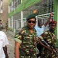 Burundi pealinnas on pärast sõjaväelisest riigipöördest teatamist kuulda tulistamist ja plahvatusi