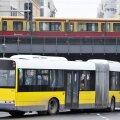 Saksa liiduvalitsus mõtleb keskkonnakaitse kaalutlustel tasuta ühistranspordile