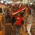 Египет отпраздновал футбольную победу