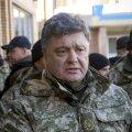 Porošenko: ma usun kindlalt võitu Ukraina 2014. aasta isamaasõjas