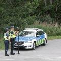 DELFI VIDEO | Politsei leevendab liikluskaost. Patrullid turvavad teed Tallinnast Tartuni