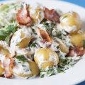 TERVE PERE LEMMIK! Soe kartulisalat peekoniga
