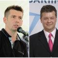 Jõhvis koos võimul: Martin Repinski ja Aivar Surva