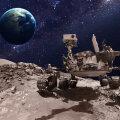NASA kulgur alustab Marsil elu märkide otsimist