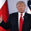 Donald Trump 2017. aasta juulis Varssavis