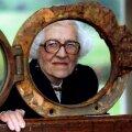 """Millvina Dean, noorim """"Titanicu"""" huku ülelanu. Pilt on tehtud 1994. a, Dean elas 97-aastaseks. (Foto: REUTERS)"""