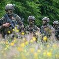 London lubab tugevdada kohalolekut Baltimaades