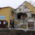 Mässulised ründavad Ukraina vägesid Šõrokõnes