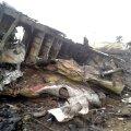 Malaisia reisilennuk kukkus Ukraina-Venemaa piiri lähistel alla