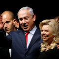 Benjamin ja Sara Netanyahu