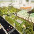 Tammsaare pargi rekonstrueerimine algab 12. juunil