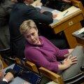 Maret Maripuu riigikogus