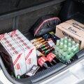 За пивом в Латвию? Приграничная торговля алкоголем снова набирает обороты