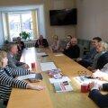 Siim Kallas kohtub SDE fraktsiooniga