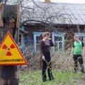 Tšernobõli elanikud paluvad luba koju naasta