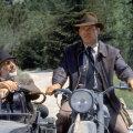 """Sean Connery ja Harrison Ford filmis """"Indiana Jones ja viimane ristiretk""""  1989"""
