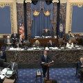 Demokraadid keeldusid Trumpi kohtuprotsessil tunnistajate vahetusest