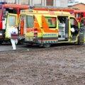 FOTOD: Kiili katlamajas juhtus raske õnnetus