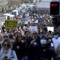 Meeleavaldajad täna Sydneys.