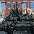 Putin andis Vene sõjaväeüksustele aunimetusteks välismaa kohanimed