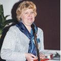Rita Ilves on SÜG-i üks staažikamaid töötajaid ja õpilaste seas tuntud oma kõrgete nõudmiste poolest.