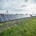 OÜ Sikassaare Vanametall tellimusel paigaldati kokku 432 päikesepaneeli.