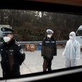 Hiina kehtestas surmanuhtluse koroonaviiruse sümptomite varjamise eest