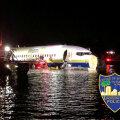 VIDEO | Floridas libises lennuk 143 inimesega pardal maandumisrajalt jõkke