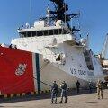 В порт Одессы впервые за 13 лет зашел фрегат береговой охраны США
