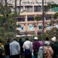 Al-Shabab ähvardab Kenya kaubanduskeskuse pantvangid tappa