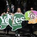 Iirimaa toetas rahvahääletusel ülekaalukalt abortide lubamist