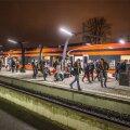 Elroni rong Balti jaamas