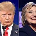 USA eelvalimised: Trump kaotas olulises Ohios, Clinton kasvatas edumaad