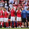 Traagiline hetk Taani ja Soome mängus, Christian Erikseni elustatakse
