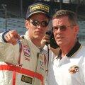 Bobby Unser (paremal) oma poja Robby Unseriga