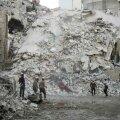 Suurbritannia ja Prantsusmaa tahavad EL-i hukkamõistu Venemaa tegevusele Süürias