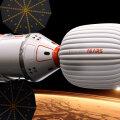 Algselt kavandati seda lendu hoopis SpaceX-i Dragon-mooduliga.