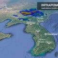INTERAKTIIVNE GRAAFIK   Vaata millised on Pyeongchangi olümpiavõistlusi segavad tuuleolud