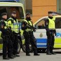 Stockholmi politsei pärast 2017. aasta terrorirünnakut