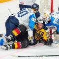 Jäähoki MM: Soome läks kaks vooru enne play-off'i alagruppi juhtima