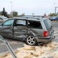 Õnnetusjärgse trauma sümptomite all võib lisaks õnnetuses osalejale kannatada ka õnnetuse pealtnägija.