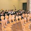 Miina Härma Gümnaasiumi 1. klasside avaaktus