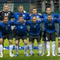 MM-i valikmäng Eesti - Belgia A. Le Coq Arenal