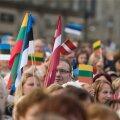 В годовщину Балтийской цепи жители Эстонии, Латвии и Литвы возьмутся за руки в поддержку Республики Беларусь