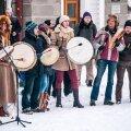 Rahumeelne toetusavaldus Standing Rocki indiaanlastele ja looduskaitsjatele