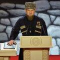 2016. aasta kevadel sai tagasi valitud Ramzan Kadõrov jälle ametivande anda.